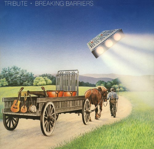 "SIR 2115 TRIBUTE ""Breaking Barriers"" CD"