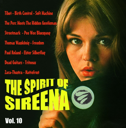 "SIR 2141 ""Various Artists ""Spirit of Sireena Vol. 10"" CD"