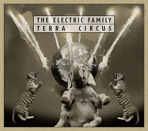 "SIR  4040 THE ELECTRIC FAMILY ""Terra Circus"" LP"