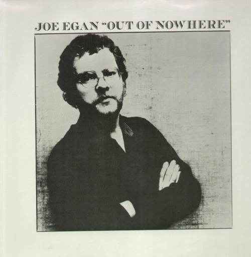 "SIR 4034 JOE EGAN ""Out of Nowhere"" Vinyl Album"