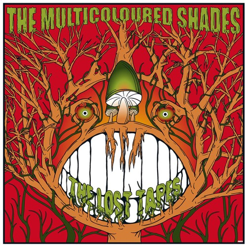 "SIR 4035 THE MULTICOLOURED SHADES ""The Lost Tapes"" 10 "" Vinyl"